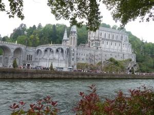 Lourdes - basilique de l'Immaculée Conception