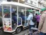 Pélé enfants 2012 - découverte de la ville en petit train