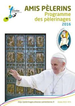 Catalogue des pèlerinages 2016