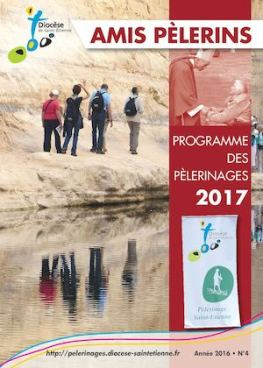 Catalogue des pèlerinages 2017