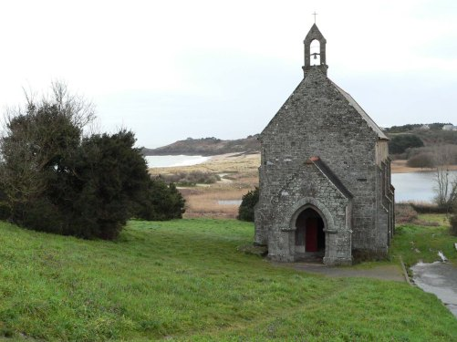 Chapelle Notre Dame du Verger Cancale