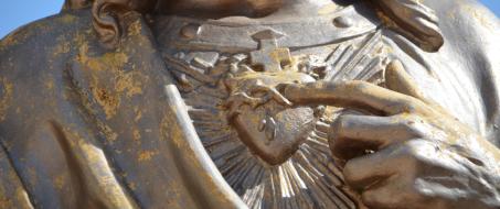 Coeur de Jésus Paray le Monial